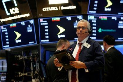 February volatility 'hurricane' upended VIX-linked trading