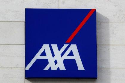 Insurer AXA's first quarter revenues dip 2.7 percent