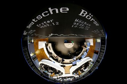 Bank shares lag European rebound as poor HSBC, BNP results weigh