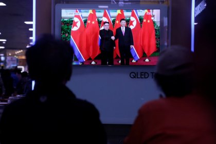 Leader Corea del Nord Kim in visita in Cina, incontro con presidente Xi