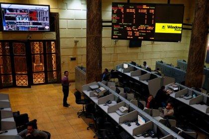أسواق الخليج تتراجع بفعل مخاوف بشأن إيران وبورصة مصر تتعافى