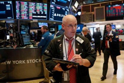 Wall Street ekes out gains ahead of Singapore summit