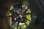 La producción industrial de la zona euro cae en abril