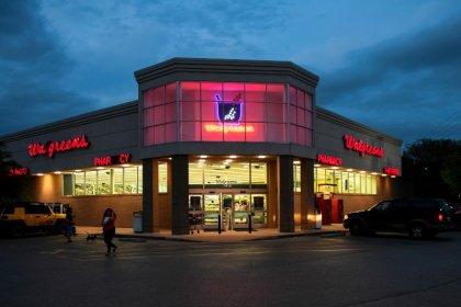 Kentucky sues Walgreens, cites 'alarming' rate of dispensing opioids