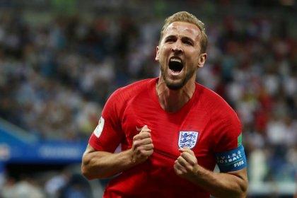 Harry Kane marca duas vezes e Inglaterra consegue vencer Tunísia por 2 x 1