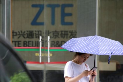 Senate backers of ZTE measure will battle Trump over Chinese firm