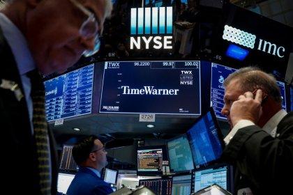 وول ستريت تهبط متأثرة بالمخاوف التجارية والمؤشر داو جونز يبدد مكاسب 2018