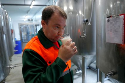 Ole, Ole! Urals brewer pins hopes on Mexicans to drink bars dry