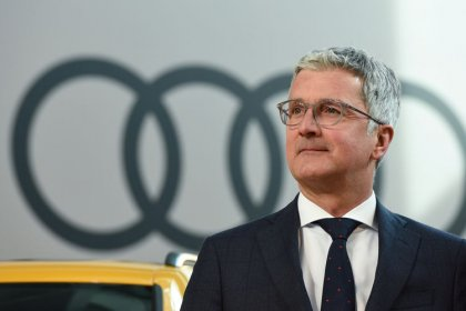 Audi's detained CEO questioned by prosecutors over emissions scandal:  source