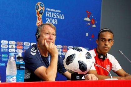 Denmark must be mentally strong against Australia, says coach
