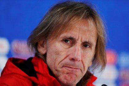 VAR helpful but not perfect solution, says Peru coach Gareca