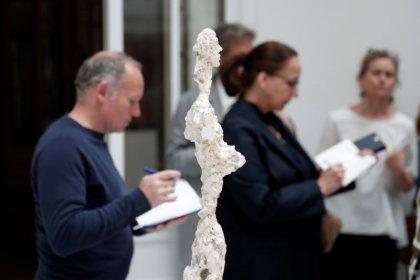 Sculptor Giacometti's Paris studio opening to public