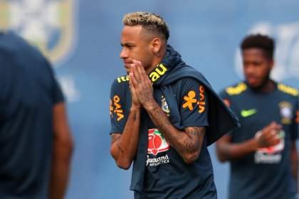 Neymar returns to training day after recovering from sore ankle