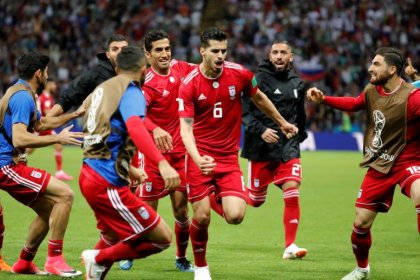 Costa grabs lucky goal as relieved Spain edges Iran