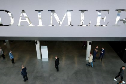Trade pressures deepen as Daimler warns on sales
