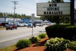 U.S. labor market tightening; mid-Atlantic manufacturing cools