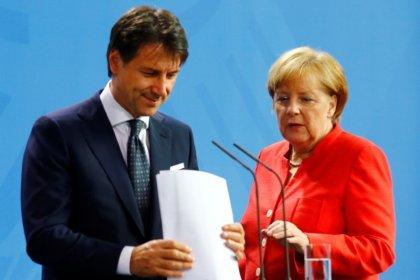 Atrito entre Itália e Alemanha por imigração mostra divisão na UE