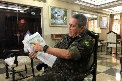 ENTREVISTA-Intervenção no RJ não precisa continuar se plano estratégico for mantido, diz general