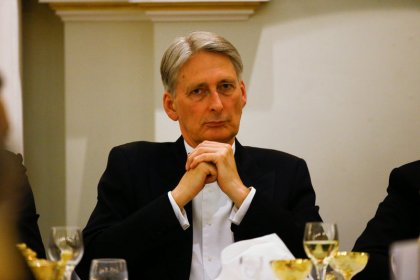 Hammond says he's no 'enemy of Brexit', seeks close EU ties