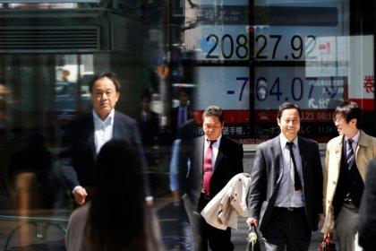 نيكي ينخفض 1.04% في بداية التعامل بطوكيو