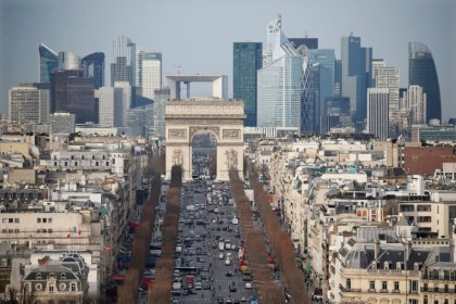 French first-quarter growth confirmed to have slowed down to 0.2 percent -INSEE