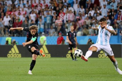 Croatia remind of their quality as they seek to emulate class of '98