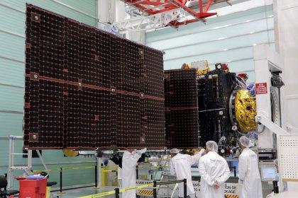 Satellite operator Echostar unveils stake in bid target Inmarsat