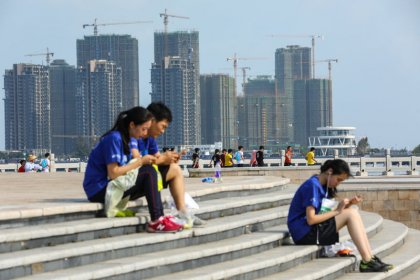 China's Hainan says will partly lift 'Great Firewall' to lure foreign tourists