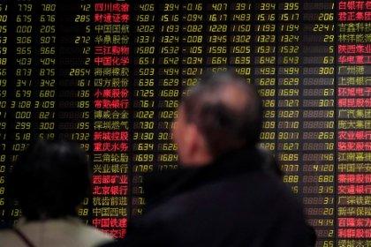 Índices acionários da China têm pior semana em quase cinco meses