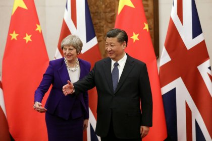 Risk to UK from a China downturn could be bigger than thought - BoE research