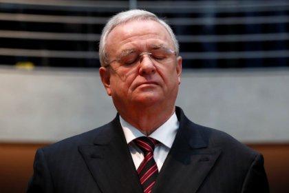 Volkswagen may seek damages from ex-CEO Winterkorn over dieselgate