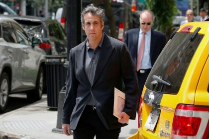 Few client communications found so far in Michael Cohen documents - judge