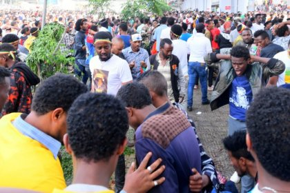 Attack on rally in Ethiopian capital kills one person, wounds 132 - health minister