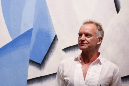 Sting blasts leaders as 'cowards' over migration crisis