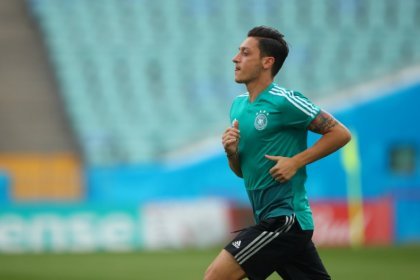 Ozil, Khedira out as Germany make changes for Sweden game