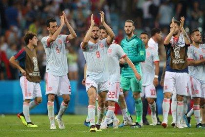 """Atletas da Espanha preferem tirar """"siesta"""" a assistir jogos da Copa do Mundo, revela Koke"""