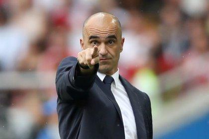 Bélgica vai escalar time com mudanças contra a Inglaterra, diz Martinez
