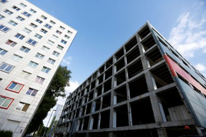 All grown up and nowhere to work: Berlin runs short of office space
