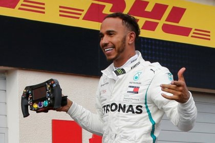 Hamilton vence GP da França e retoma liderança da Fórmula 1