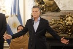Una huelga contra Macri paraliza Argentina; bancos y granos afectados