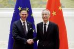 China y la UE acuerdan combatir el proteccionismo, pero la UE reitera sus quejas