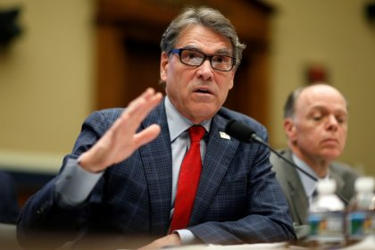 Oil producer deal may be short of what's needed: U.S. energy secretary