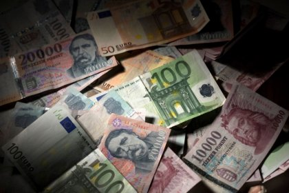 Forint seen recovering after fall to record lows: Reuters poll