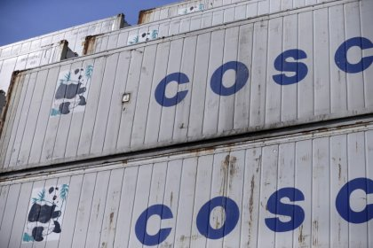 China's COSCO Shipping wins U.S. security clearance for OOIL deal