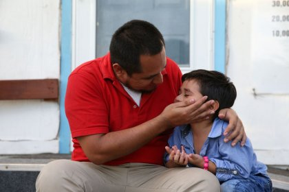 'Imagine the joy:' Father, four-year-old son reunite in U.S. immigration crisis