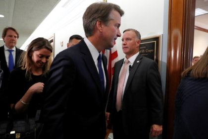 Trump high court pick Kavanaugh may face contentious cases soon