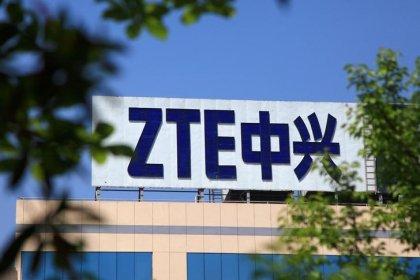 EXCLUSIVO-EUA firma acordo com ZTE para revogar proibição contra empresa