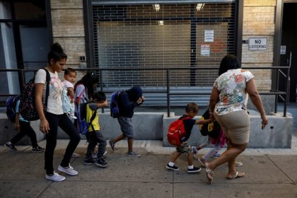 All children under five will be reunified with parents by Thursday: U.S. official