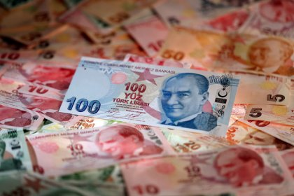 Turkish lira hits record low after Erdogan interest rate comments