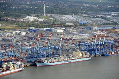 Trade war looms over European company earnings